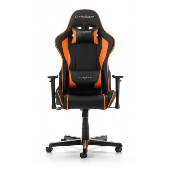 Silla DxRacer Formula Series - Negro/Naranja (FH08-NO)