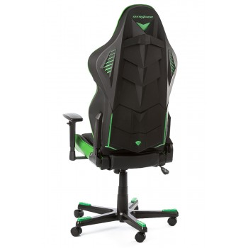 Silla DxRacer Racing Shield Series - Negro/Verde