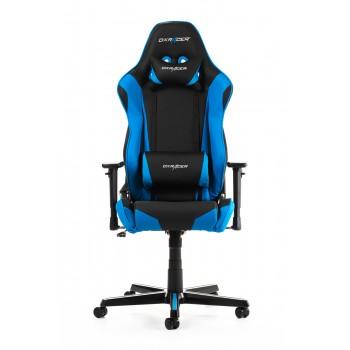 Silla DxRacer Racing Series - Negro/Azul