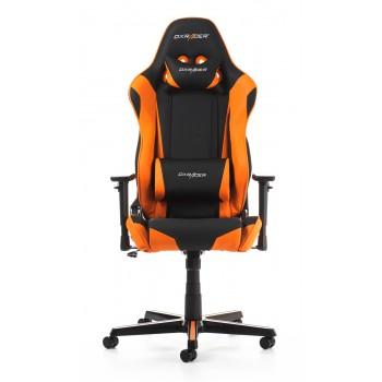 Silla DxRacer Racing Series - Negro/Naranja (RV001-NO)