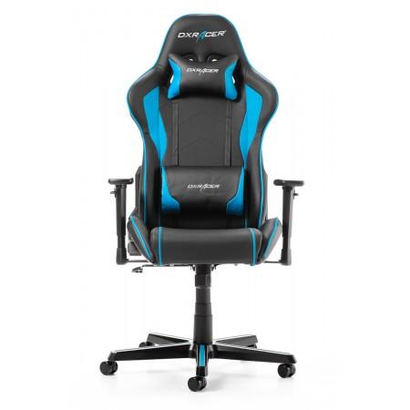 Silla DxRacer Formula Series - Negro/Azul