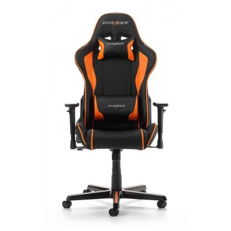 Silla DxRacer Formula Series - Negro/Naranja