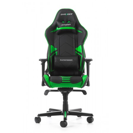 Silla DxRacer Racing Pro Series - Negro/Verde (RV131-NE)