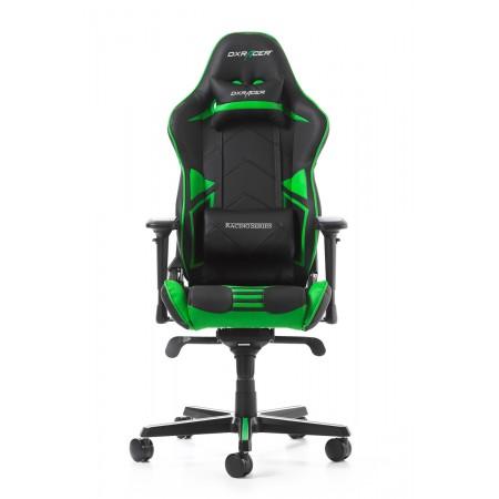 Silla DxRacer Racing Pro Series - Negro/Verde
