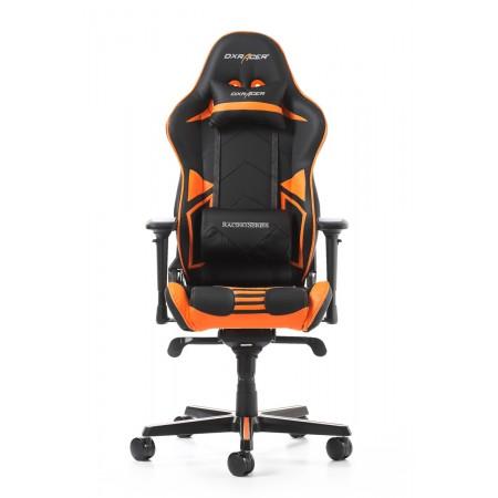 Silla DxRacer Racing Pro Series - Negro/Naranja